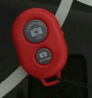 Bluetooth shutter control