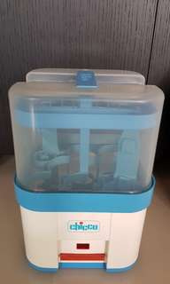 Chicco Steam Steriliser      Made in Germany
