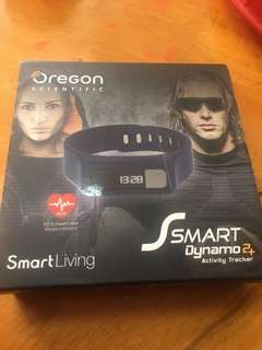 Oregon 全新Smart dynamo2  Smartwatch