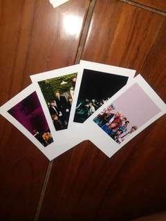Polaroid BTS