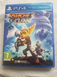 Ratchet and Clank PS4 R2 (used)