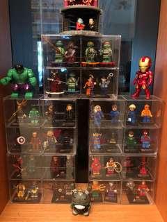 avengers xmen ninja turtle lego