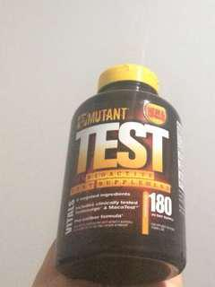 Mutant Test (muscle growth) usually $79