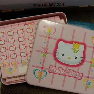 Hello Kitty 信紙套裝