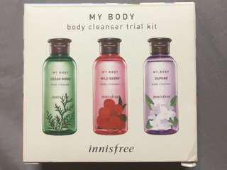 Innisfree Body Cleanser