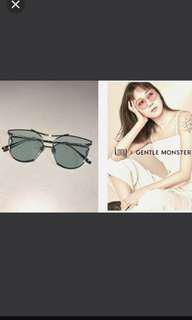 Gentle Monster x Kong 太陽眼鏡