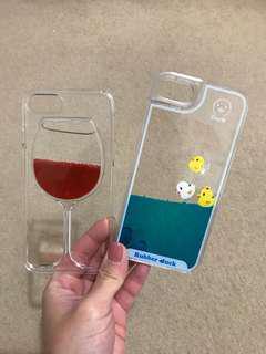 Liquid iPhone 7 case