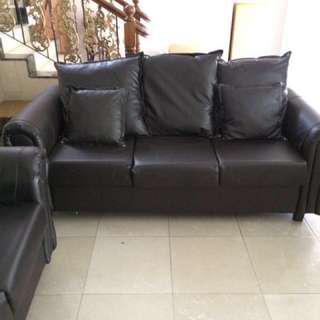 Sofa rarely used