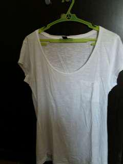 Atmosphere white shirt