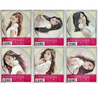 Apink LUV -Japanese ver.- Limited Edition Member Version