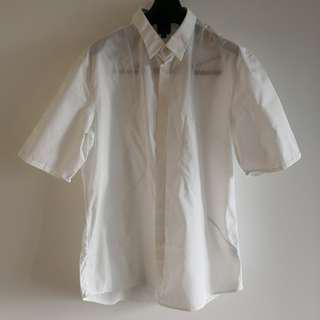 White Shirt by CK Calvin Klein
