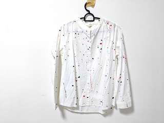 🚚 Paint splattered shirt BNWT