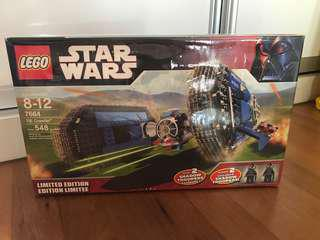 Lego Star Wars 7664 Tie Crawler [Year: 2007]