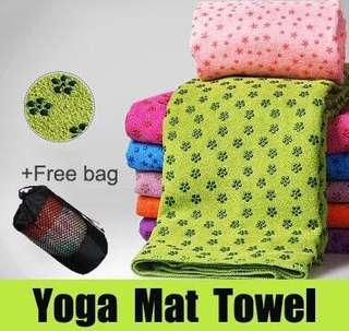 [OUT OF STOCK] Yoga Mat Towel