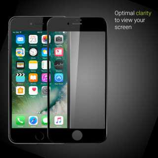 🚚 CHEAPEST IPHONE FULL COVERAGE TEMPERED GLASS