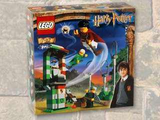 Lego Harry Potter 4726 Quidditch Practice [Year: 2002]