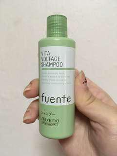 Shiseido professional fuente vita voltage shampoo