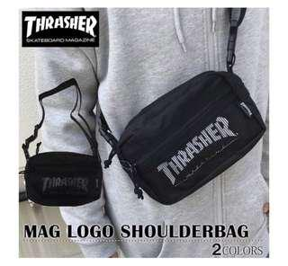 日本直送 Thrasher Logo Shoulder Bag