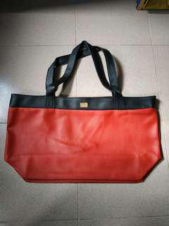 [NEW] Leather Tote Bag