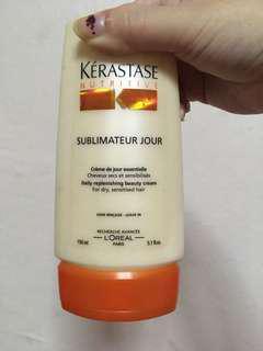 Kerastase nutritive sublimateur jour daily replenishing beauty cream