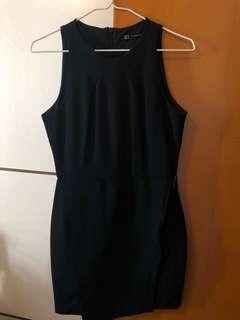 Zara Elegant Black dress