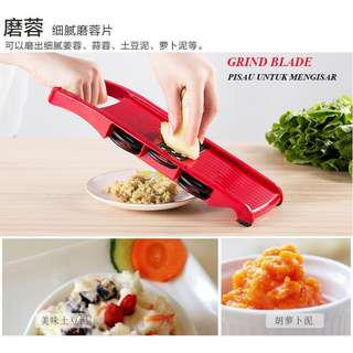 vegetable grater,cutter and slicer 10in1