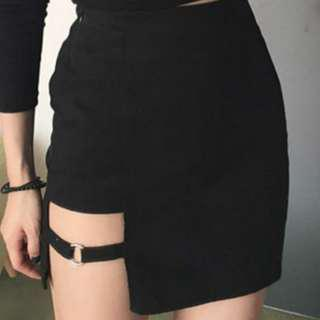 INSTOCK Asymmetrical Skirt