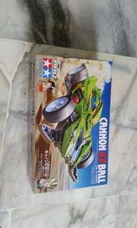 Tamiya Canon D Ball 4wd mini
