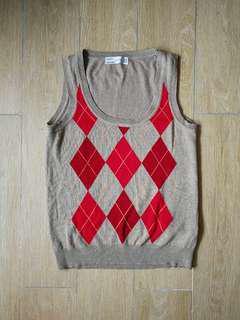 Zara Sleeveless Knitwear