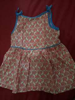 Prelove gingersnaps flower dress