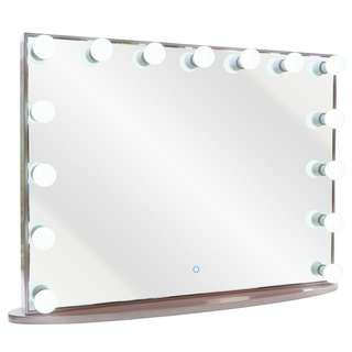 Vanity Mirror My Hollywood Led Makeup Mirror with Touchscreen