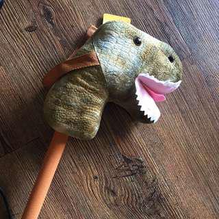 Ride-on Dino Stick
