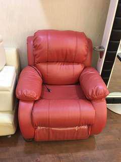 美容沙發椅(舒適柔軟)