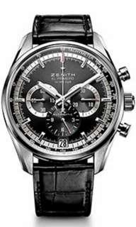 Zenith Ei Primero 36'000 VPH watch