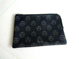 Undercover Anarchy Small Leather Pouch/Clutch
