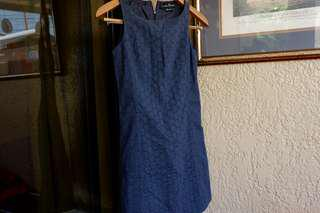 Kamiseta Navy Blue Dress