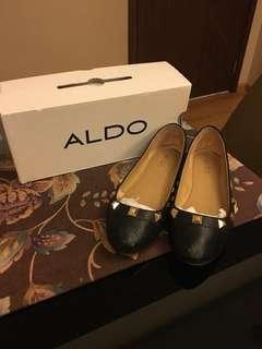 Aldo studded ballet flats