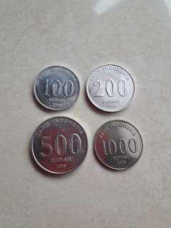Uang koin NKRI