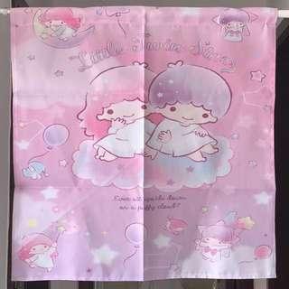 Little Twin Stars 可愛窗簾