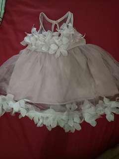 Prelove dress flower petal (12 months)