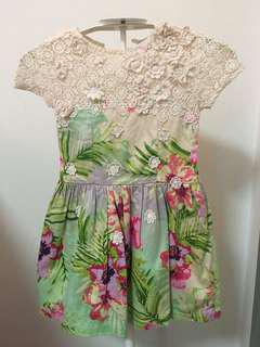 Gingersnaps Dress 4y