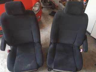 Seat 7seater wish with doortrim