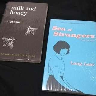 poetry books :)