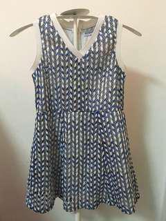Gingersnaps Dress 8 (small cutting)