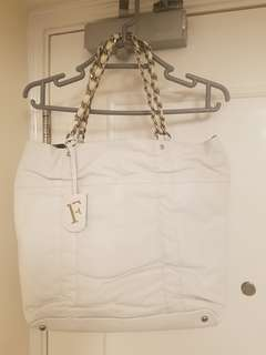 Women's leather handbag (Furla)