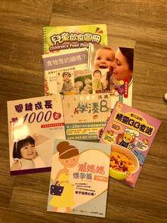 孕婦需知 bb營養食譜 (全要免費)