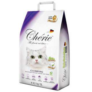 Chérie Cat Litter - Self Collection