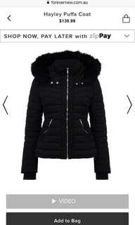 Forever new Parka Coat Jacket