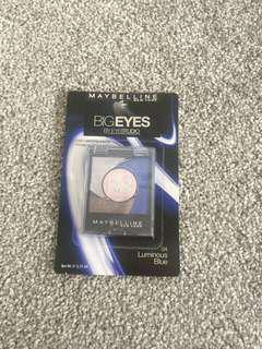 Maybelline Eyestudio Big Eyes Eye shadow