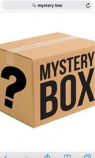 Mystery box for sale